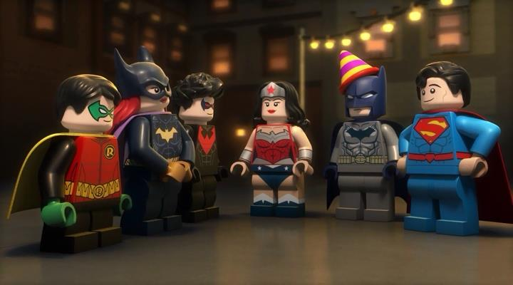 Lego Dc Comics Superheroes Justice League Gotham City Breakout Seamus Sweeney