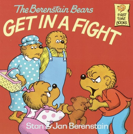 The Berenstain Bears and the Moral Minefield – The Dabbler, Jan 2015