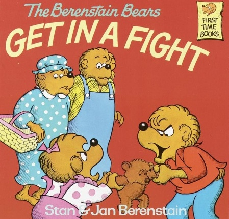 The Berenstain Bears and the Moral Minefield – The Dabbler, Jan2015