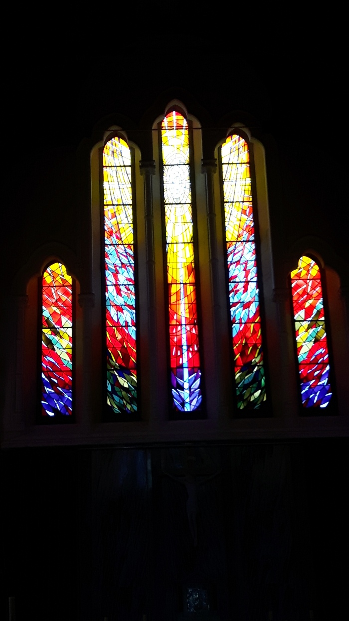 My Best of Tipperary Stained Glass (a personal selection of ten images)