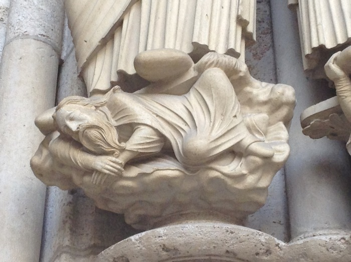 Statuary from ChartresCathedral