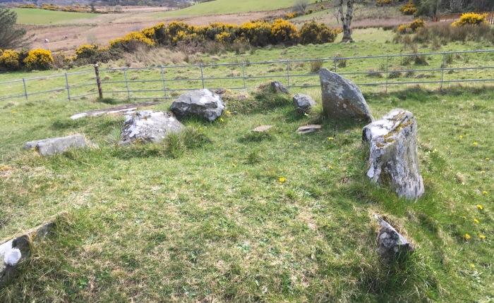 Birthplace of St Columba, Gartan,Donegal