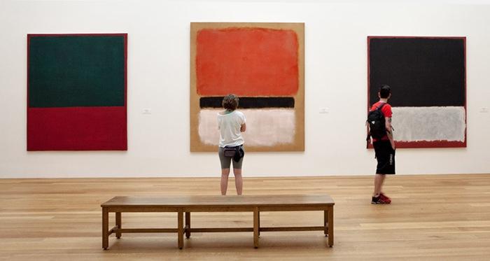 Rothko on loan to the National Gallery ofIreland