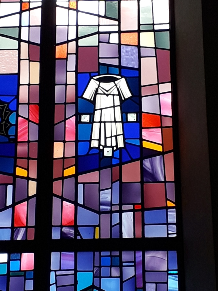 Stained Glass from the Church of the Assumption, Ballingarry, Tipperary (Part1)