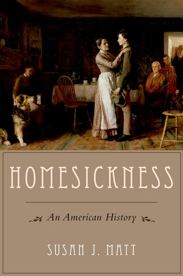 "Review of ""Homesickness: An American History"" by Susan Matt, Irish Journal of Psychological Medicine, 2012"