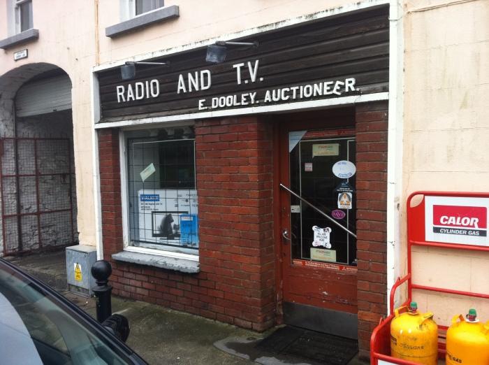 Shop front, Freshford, Co.Kilkenny